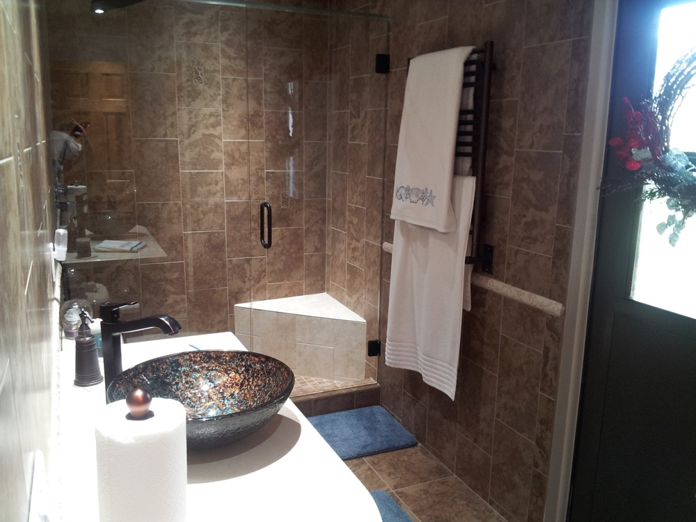 Bourgoing Construction Largo FL Bourgoing Construction - Bathroom remodeling pinellas county