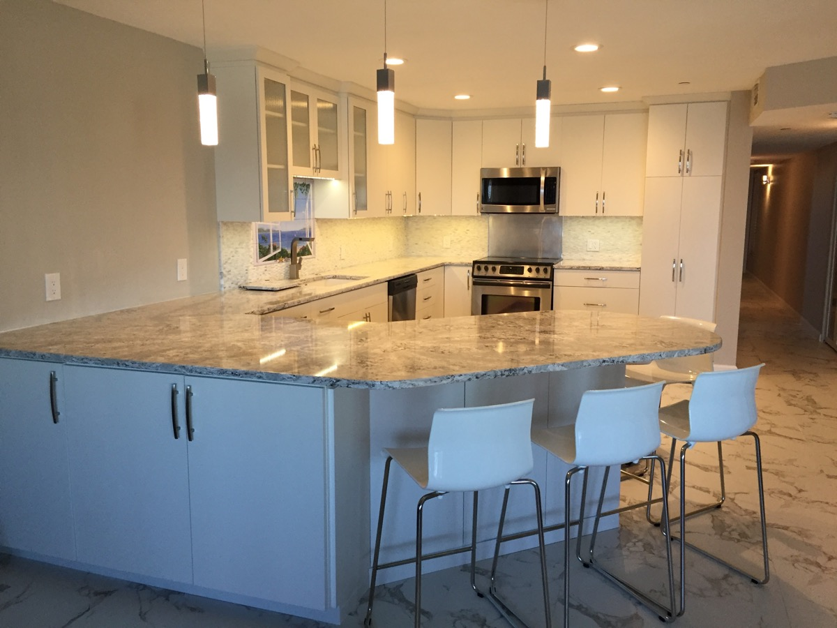 Kitchen and Bathroom Remodeling - Largo Florida