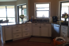 Kitchen renovation Seminole bourgoing construction