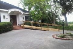 wheelchair ramp anona