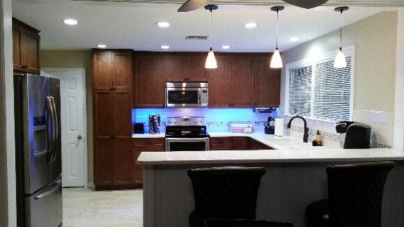 Palm Harbor Kitchen Renovations