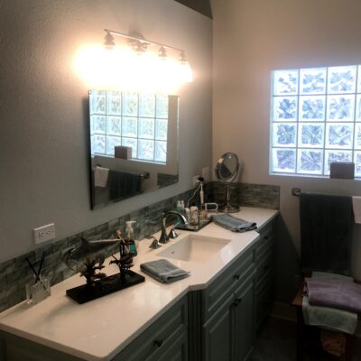 Resort Style Bathroom Remodel in Belleair