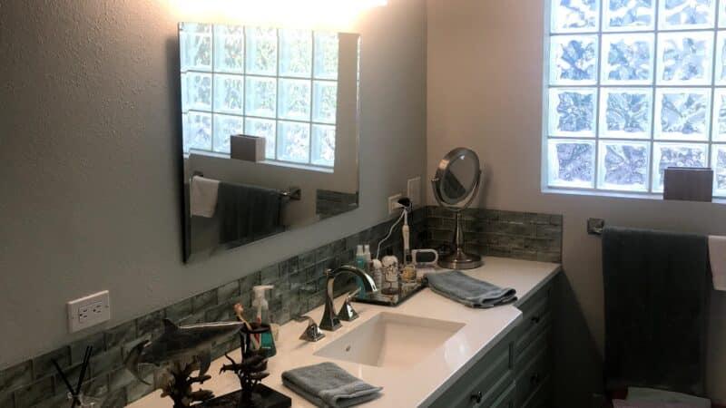 Resort Style Bathroom Remodel in Belleair